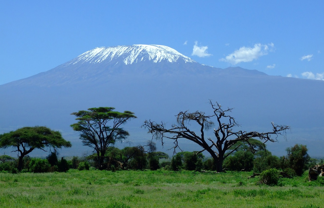 Kilimandżaro piękno afryki – Piękno świata