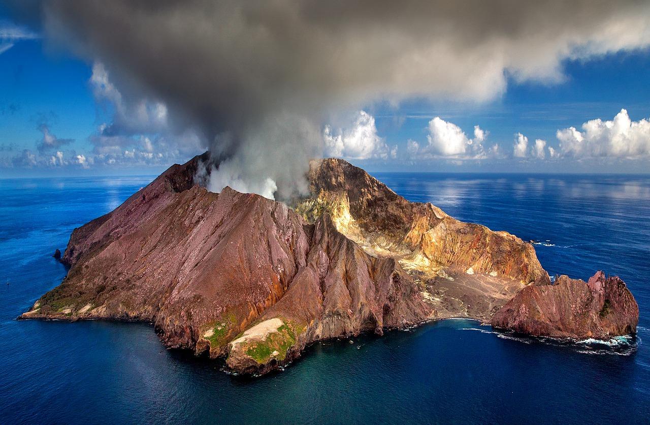 3 najgroźniejsze wulkany świata