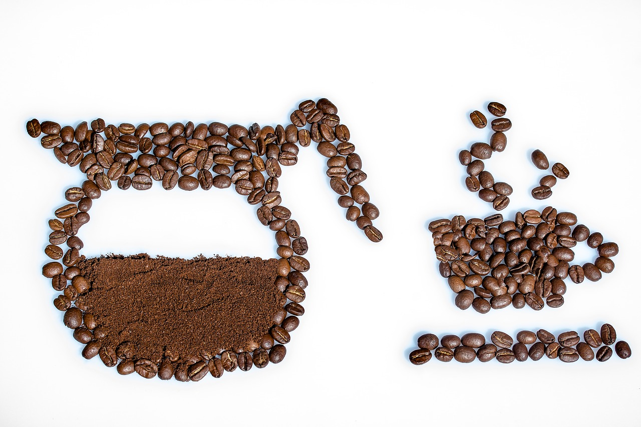 Skąd się bierze kawa?